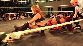 Fighting Evolution Wrestling: Lea Knox vs Red Velvett