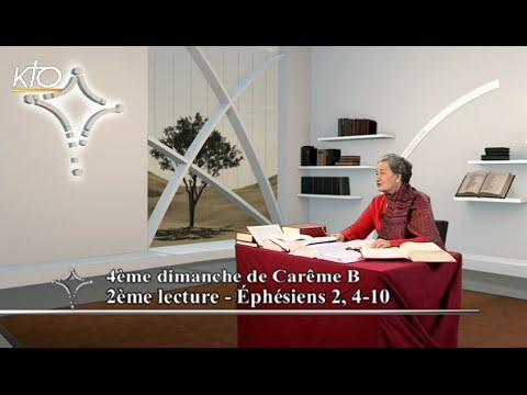 4e dimanche de Carême B - 2e lecture