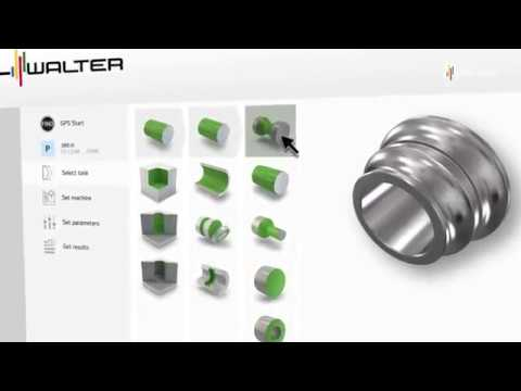 Walter Gps - the latest generation of tool navigation