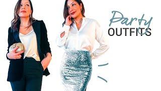 Party & Silvester Outfits für erwachsene Frauen (die weder girly noch bieder sind)   Sponsored Video