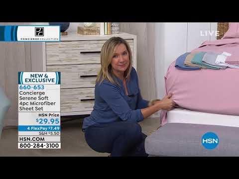 HSN   Sleep Solutions 09.16.2019 - 10 AM