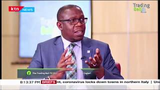 NSE CEO Geoffrey Odundo reveals how Coronavirus has affected trading | TRADING BELL