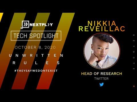 Nextplay Keynote - Nikkia Reveillac