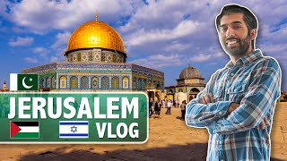 Pakistani Visiting Palestine And Israel | Jerusalem Vlog