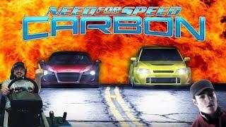 Долгожданный ФИНАЛ 🔥 Заключительная заруба против Дариуса в каньоне Need for Speed: Carbon
