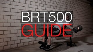 Sportstech BRT500 -  Bedienungsanleitung || User manual || Manual de uso ||  istruzione