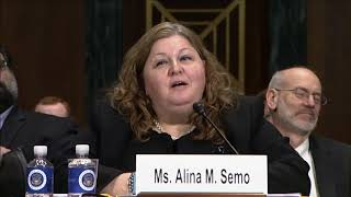 Sen. Cruz Questions Officials on FOIA at Judiciary Committee - March 13, 2018