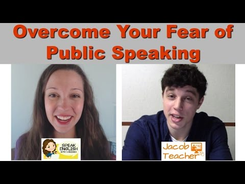 5 Tips For Overcoming Your Fear of Speaking English in Public