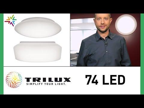 TRILUX 74Q 74R LED Anbauleuchte Produktvideo