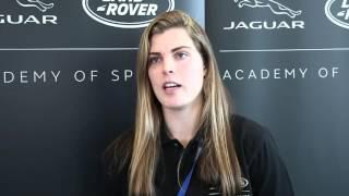 Jaguar Land Rover Academy of Sport: Maia Lumsden
