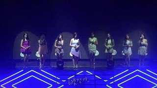170805 SNSD - One Last Time at Holiday to Remember (Full Fancam)