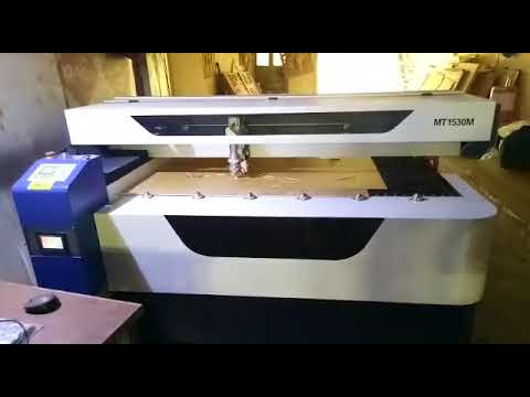 MT-1325M Laser Cutting and Engraving Machine