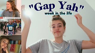 A Week in My Gap Year Life 2019: What do I actually do when I'm not travelling???