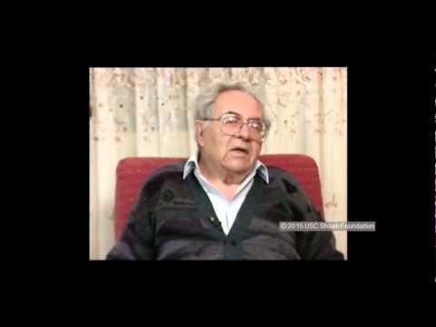 הפרטיזן וניצול השואה שלום חולבסקי מספר על החיים בעיר ניסבייז' לפני השואה