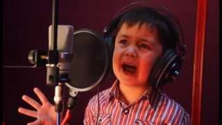 СУПЕР ГОЛОС МАЛЬЧИК 4 летный Узбек ЗАЖИГАЕТ на Фарси! ПЕСНЯ КЛАССНАЯ