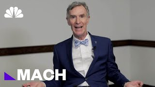 Bill Nye Takes On Climate Change Deniers | Mach | NBC News
