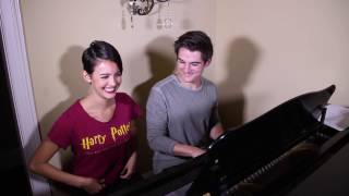Falling Slowly (cover) - Lisa Cimorelli and Kenny Holland