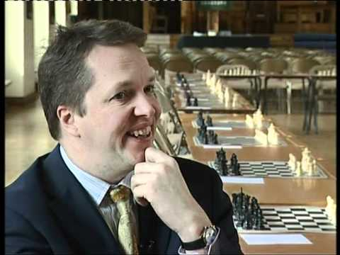 Nigel Short, Chess Grandmaster at Bolton School