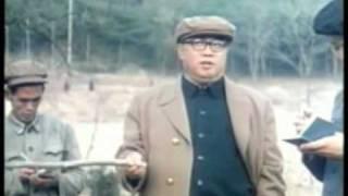 Ким Ир Сен среди детей ч.4