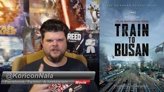 Train To Busan South Korean Trailer Reaction Review