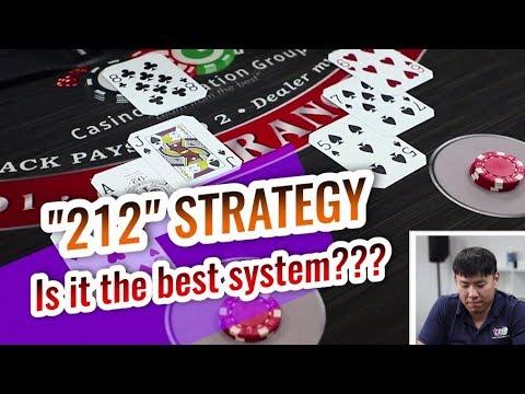One More Blackjack System that Works…??