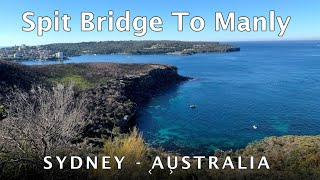 Manly To Spit Bridge Coastal Walk, Sydney