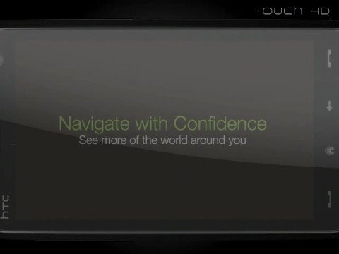 Official HTC Touch HD Walkthrough Whets Our Appetites Further