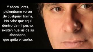 """Video thumbnail of """"Daniel Cardozo- Y Ahora Lloras (Con Letra)"""""""