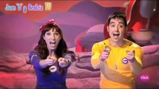 Navidad Especial - Juan D y Beatriz con los Lunnis♪