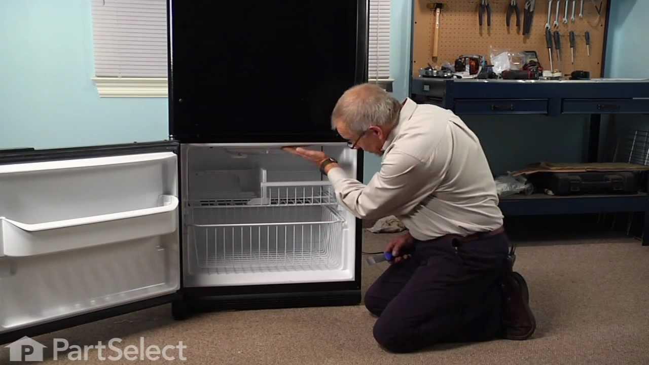 Replacing your Maytag Refrigerator Refrigerator Door Switch