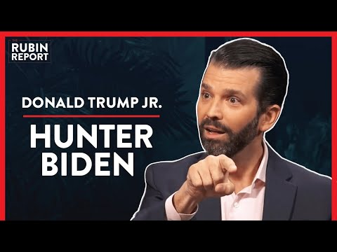 Hunter Biden: The One Difference Between Us (Pt. 3) | Donald Trump Jr. | POLITICS | Rubin Report