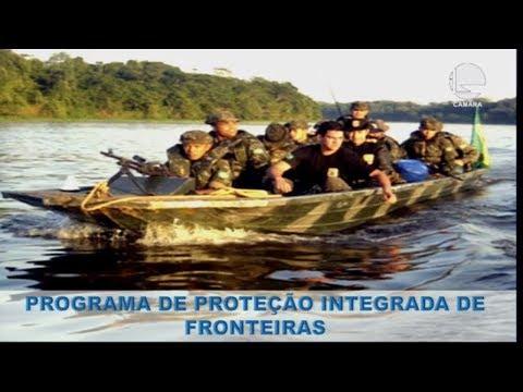Relações Exteriores e de Defesa Nacional - Proteção integrada de fronteiras - 17/09/2019 - 14:59