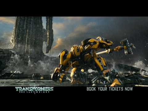 Transformers: The Last Knight (TV Spot 'Bumblebee's Voice')