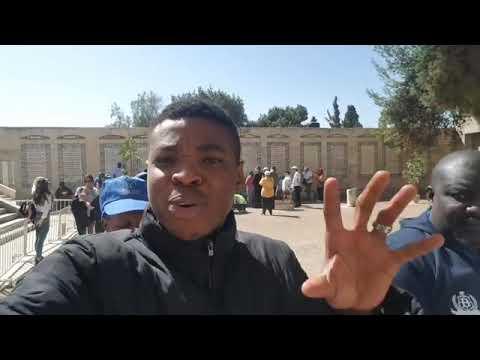 Woli agba ajewole and Tope Alabi Jerusalem Trip