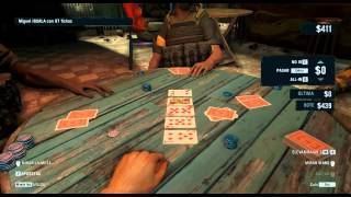 Far Cry 3: Walkthrough Capitulo 28: Partida De Poker