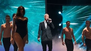 Christopher Maloney sings Abba's Fernando - Live Week 8 - The X Factor UK 2012