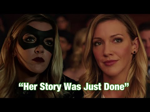 "Arrow: Earth 1 Laurel Died Because ""Her Story Was Just Done"".. WHAT?"