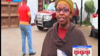 Kenyans living in Rwanda take part in the election process
