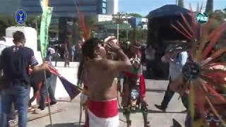 PDDH acompaña la conmemoración del Día Internacional de Pueblos indígenas