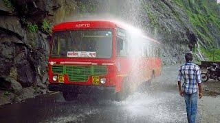 Exciting Monsoon Getaway Near Mumbai and Pune - MALSHEJ Ghat !!