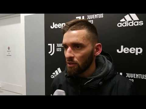 Juventus U23-Arezzo 1-0, intervista a Fabio Foglia