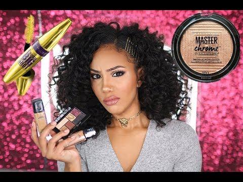 FULL FACE of Maybelline Makeup | Alyssa Forever