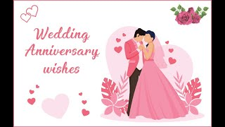 Happy Anniversary Wishes, Messages, WhatsApp status, Quotes, Greetings, Wedding Anniversary Wishes