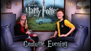 HARRY POTTER STUDIO TOUR COSTUME EVENING! (+ Studio Tour HAUL)