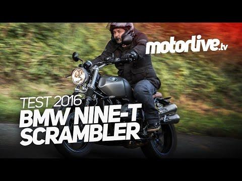 BMW R NINE T SCRAMB