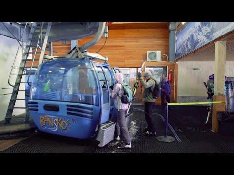 Στις πίστες του σκι της Βουλγαρίας