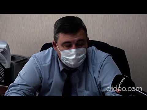 Ситуация с распространением коронавирусной инфекции на территории города Зверево