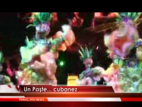 Un Paşte…cubanez