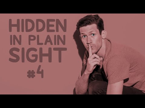 Can You Find Him in This Video? (most can't) • Hidden in Plain Sight #4