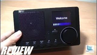 REVIEW: Ocean Digital Wi-Fi Internet Radio (WR-210CB)
